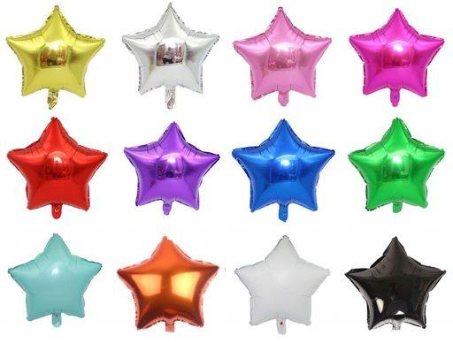 Globos de Estrellas